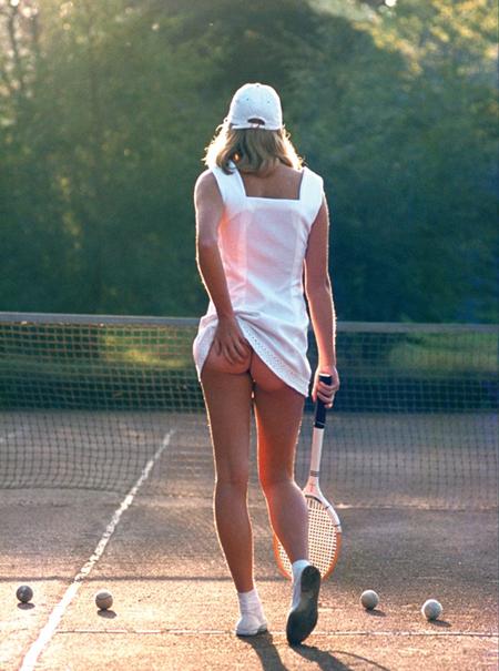 Tennis Girl 450