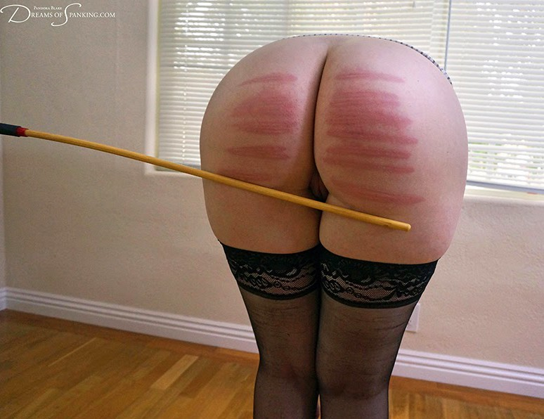 Some caned bottom punishment and bondage and only