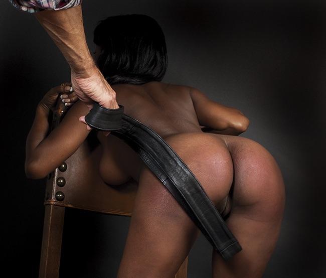 Spank Black Women